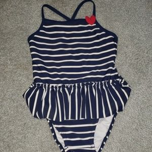 Hanna anderson 4th of July color swimsuit